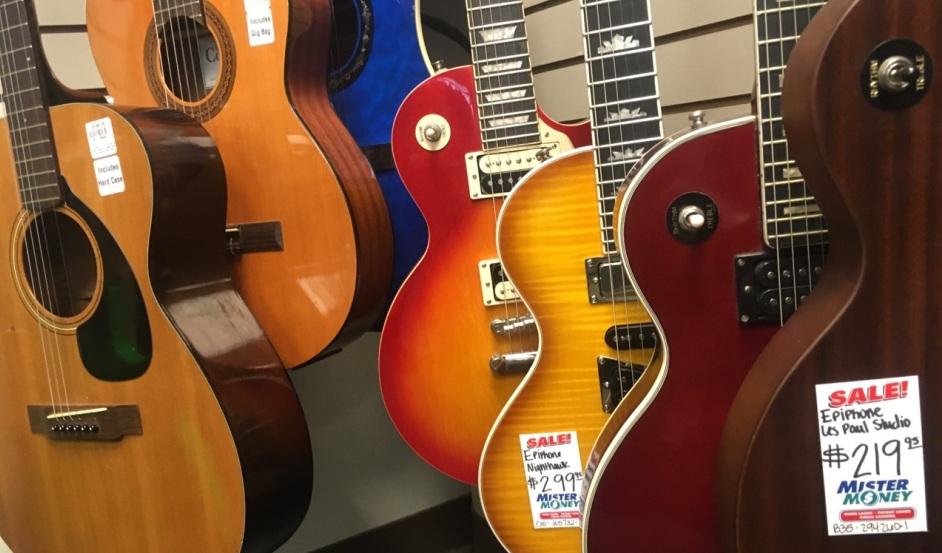 Product Image Guitars