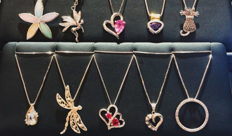 Sterling Silver Pendants Product Image